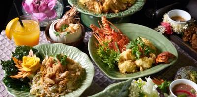 """""""ศาลาทิพย์"""" ห้องอาหารริมน้ำในศาลาหลังงาม พร้อมเสิร์ฟอาหารไทยต้นตำรับ"""