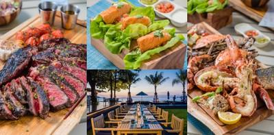 """นั่งชิลล์ติดหาด กินซีฟู้ดสุดพรีเมียม """"Sea Salt Lounge & Grill"""" ภูเก็ต"""
