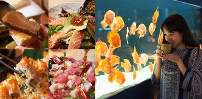 """""""TANK Restaurant and Cafe"""" ร้านอาหารญี่ปุ่นในโลกใต้น้ำสุดเก๋ไม่ซ้ำใคร"""