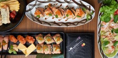 """ZEN"" ร้านอาหารญี่ปุ่นกับแคมเปญ SALMON FESTIVAL สดสะเทือนลิ้น"