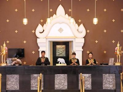 โรงแรมไอยราเลค (Aiyara Lake Hotel)
