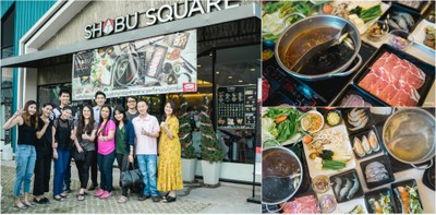 Wongnai TastingXShabu Square พาชิมบุฟเฟต์ชาบูเกรดพรีเมียมกว่า100รายการ