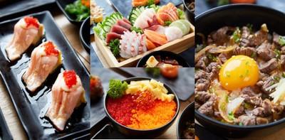 บุฟเฟ่ต์อาหารญี่ปุ่น พัทยา ที่มีให้เลือกมากกว่า 100 เมนู @Sushi Sushi