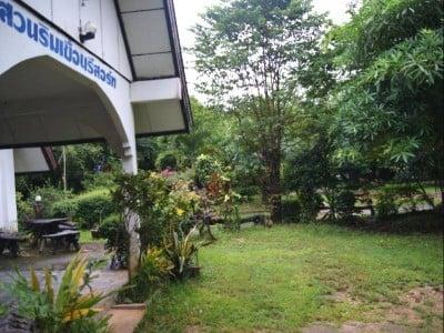สวนริมเขื่อนรีสอร์ท (Suan Rim Khuean Resort)