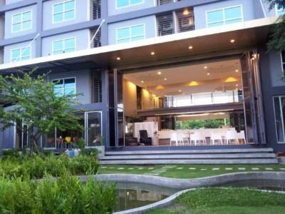 โรงแรมเอพลัสอุบลราชธานี (A Plus Ubon Ratchathani Hotel)