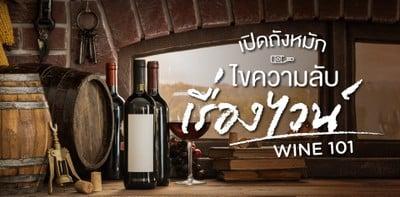 นักจิบไวน์ต้องรู้ ไวน์คืออะไร มีกี่ประเภท ดื่มยังไงให้อร่อย?