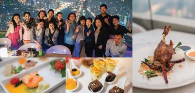 Wongnai Tasting Party X Bangkok Balcony Baiyoke Sky Hotel