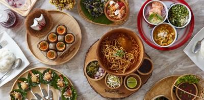 """""""ขวัญข้าว ริเวอร์ไซด์"""" ร้านอาหารไทยสี่ภาค ในบรรยากาศดั่งเทพนิยาย"""
