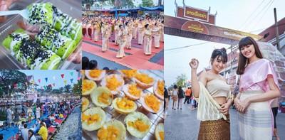 เที่ยวงานย่าโม ประจำปี 2561โคราช เปิดถนนย้อนยุค ชมตลาดน้ำคูเมือง !