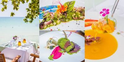 """เต็มอิ่มกับรสชาติในบรรยากาศริมทะเล ที่ """"Sabai Restaurant"""" เกาะสมุย"""