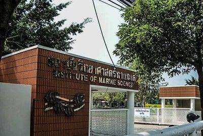 สถาบันวิทยาศาสตร์ทางทะเลมหาวิทยาลัยบูรพา (พิพิธภัณฑ์สัตว์น้ำบางแสน)