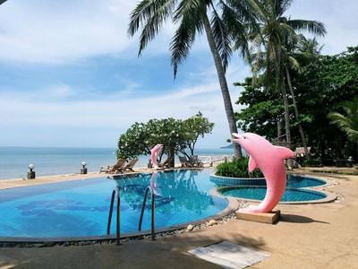 ตาลคู่บีชรีสอร์ท (Tan Khu Beach Resort)