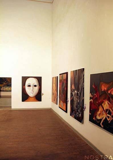 หอนิทรรศการศิลปวัฒนธรรม มหาวิทยาลัยเชียงใหม่