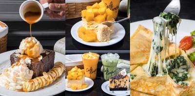 ฟินรับหน้าร้อน กับเมนูมะม่วงสุกหวานฉ่ำ ที่ Cafe Kantary เชียงใหม่