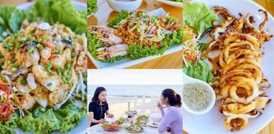 ครัวลุงมันซีฟู้ด ร้านอาหารริมชายหาดชะอำ ซีฟู้ดสด ๆ ในบรรยากาศสุดชิลล์