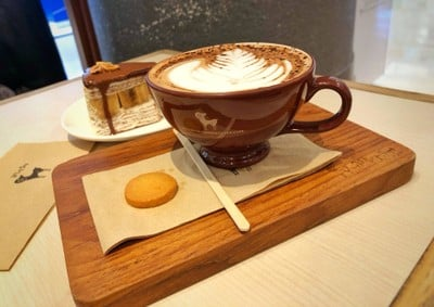 Latte Mocha chino##3