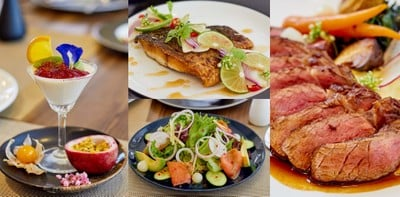 Duangkaew Cuisine ร้านเปิดใหม่ สไตล์ไทย & เวสเทิร์น ใจกลางเมืองหัวหิน