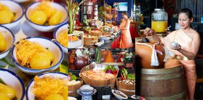 บุฟเฟ่ต์อาหารไทย และซีฟู้ด ราคาโดนใจเพียง 400 บาท @Big fish พัทยา