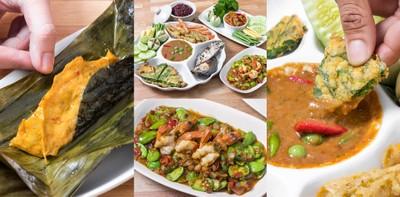 อาหารใต้ที่หลับตากิน ก็ฟินเหมือนบินไปภูเก็ต ที่ สำรับกับข้าว เชียงใหม่