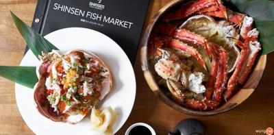 LIVE&YOUNG TARABA เทศกาลปูทาระบะ หนึ่งปีมีครั้ง! @Shinsen Fish Market