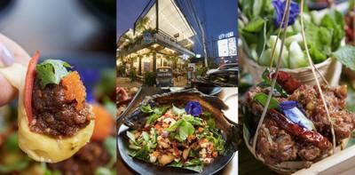 ร้านอาหารไทย ร่วมสมัย รังสรรค์ความเป็นไทยด้วยรสประณีต @ประณีต พัทยา