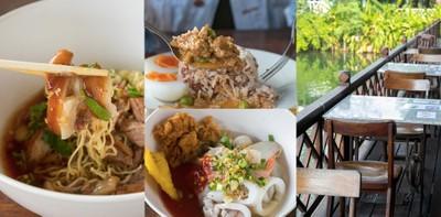 เรือไม้ พัทยา ร้านอาหารจานเดียวบรรยากาศดี ที่อยู่คู่พัทยามากว่า 20 ปี
