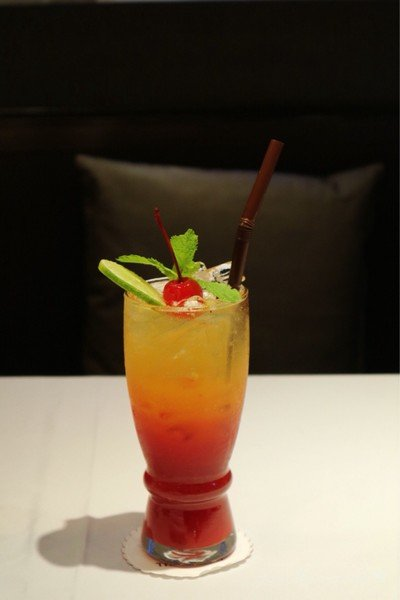 Strawberry Orange Soda