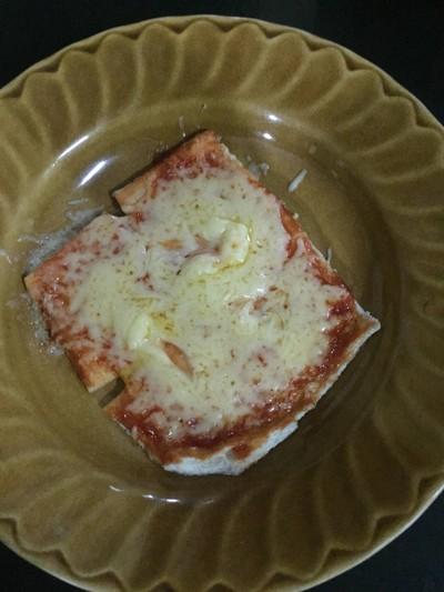 Pizza (เฮนเมดง่ายๆ)