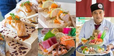 SEIKI SUSHI BAR ระยอง ร้านอาหารญี่ปุ่นคุณภาพ มาพร้อมเมนูซูชิ ไม่ซ้ำใคร