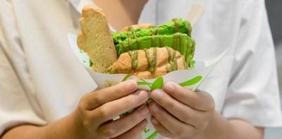 """""""Melonpan"""" ร้านขนมปังชื่อดังจากญี่ปุ่น กรอบนอกนุ่มในเย้ายวนใจสายหวาน"""