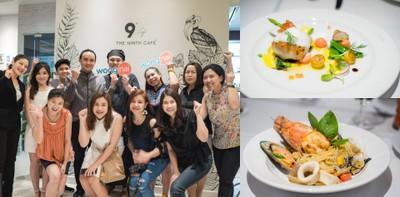 Wongnai Tasting X The Ninth Café มื้อค่ำสุดพิเศษ