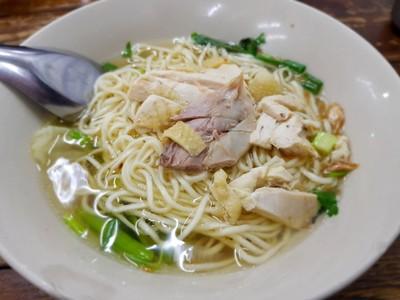 บะหมี่ไก่ไทย