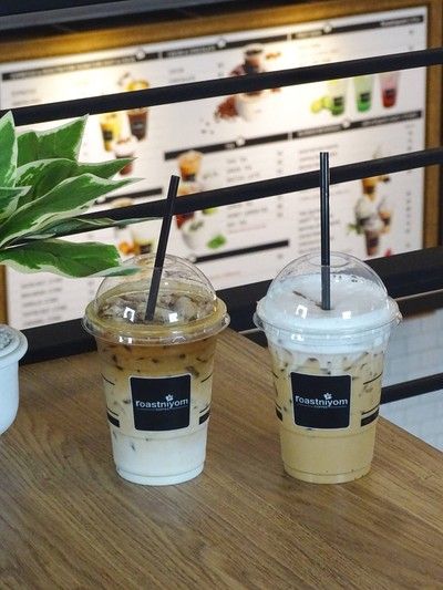 กาแฟรสนิยม (Roastniyom Coffee) สันทราย