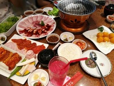 Sukishi Korean Charcoal Grill (ซูกิชิ โคเรียน ชาร์โคล กริลล์) เซ็นทรัลเฟสติวัลภูเก็ต ชั้น 3