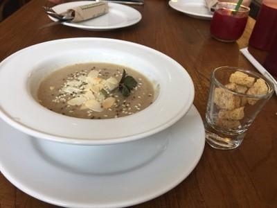 ซุปเห็ดสามอย่าง