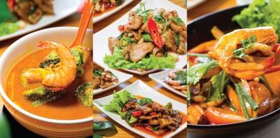 ร้านยายน้อย หาดใหญ่ กินอาหารไทยฝีมือคุณยาย ถ.ทุ่งเสา หาดใหญ่