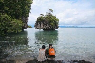 เกาะผักเบี้ย (Ko Phakbia)