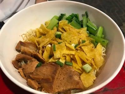 บะหมี่จอมพลัง (Jompalang Noodle) ราชพฤกษ์