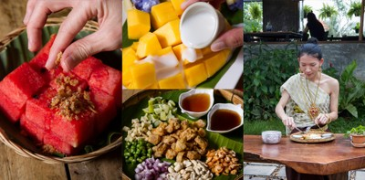 กินข้าวย้อนยุคแบบแม่หญิง กับอาหารไทยสูตรโบราณ ที่ Balance Me เชียงใหม่