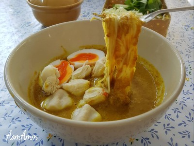 ขนมจีนน้ำยาปู (149฿)