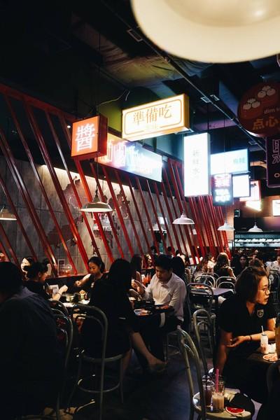MongKok Sukiyaki The Mercury Ville ชิดลม