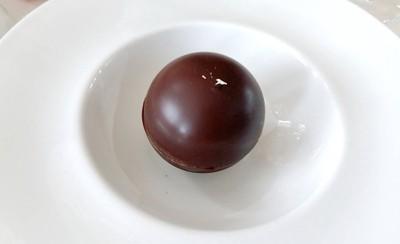 Chocolate Sphere, Raspberry