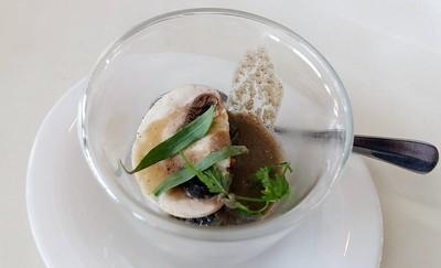 Deep Sea Mussel, Champignon, Herbs