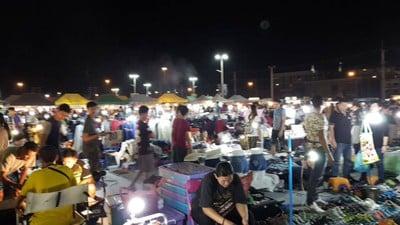 ตลาดนินจา ชลบุรี (Ninja Market)