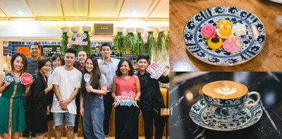 Wongnai Sneak Peek x Bluerista Thai Cafe ชวนลิ้มรสเสน่ห์ขนมไทยโบราณ!