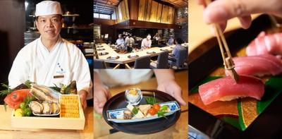 """""""Sushi Kappou Kitaohji"""" ร้านโอมากาเสะที่อยู่เหนือกว่าคำว่ามิชลิน"""