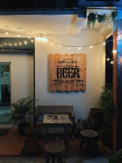 Where Is My Beer? - Craft Beer, Beertails & Fusion Food Sukhumvit Soi 89