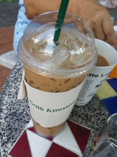 Cafe' Amazon ปตท. งาว