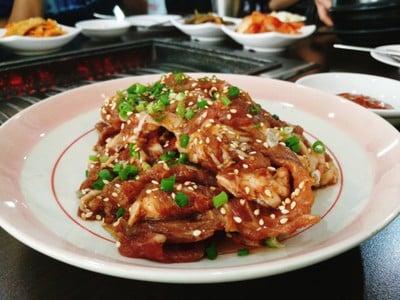 San Nae Deul Korean BBQ Restaurant
