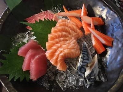 Salmon Sashimi 100 g##3
